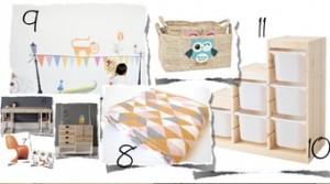 Cuarto infantil piso aravaca madrid proyecto m mi for Estudiar interiorismo online