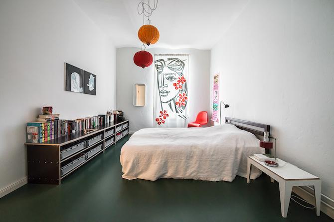 Apartamento diseño Thomas Karsten y Alexandra Erhard 12