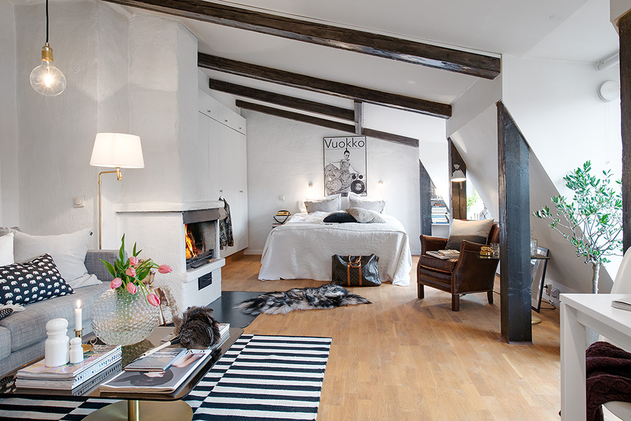Buhardilla - dormitorio 02