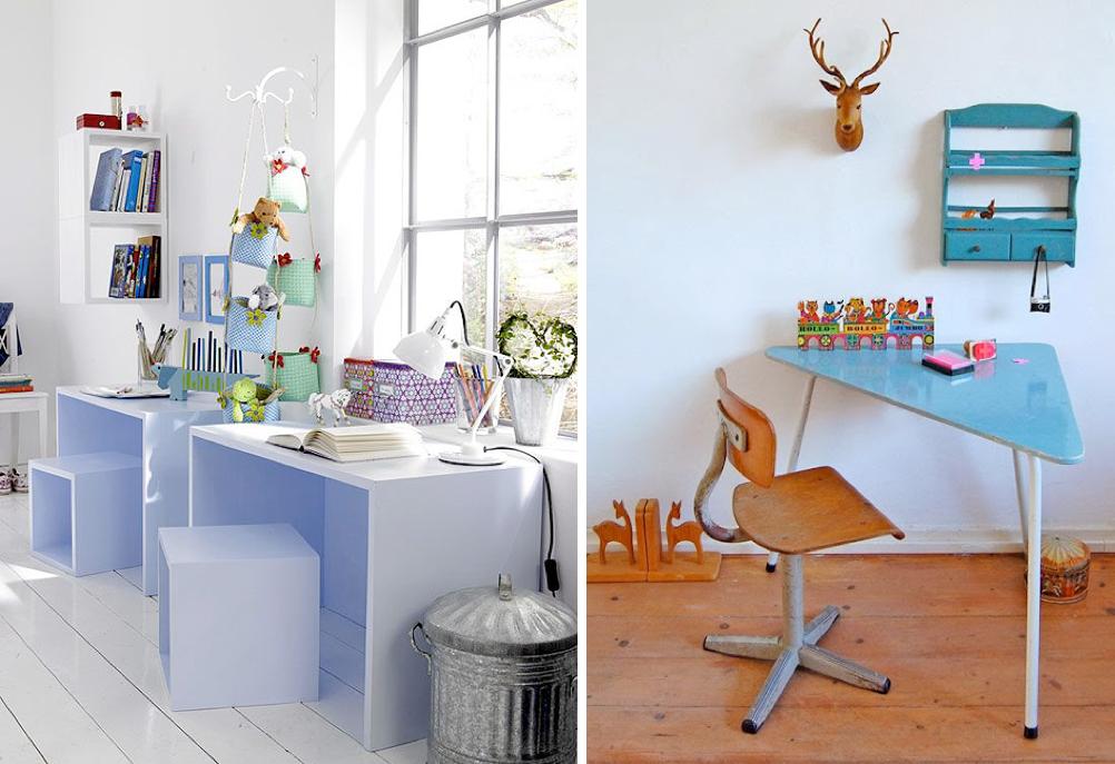 inspiraci n escritorios infantiles mi casa no es de