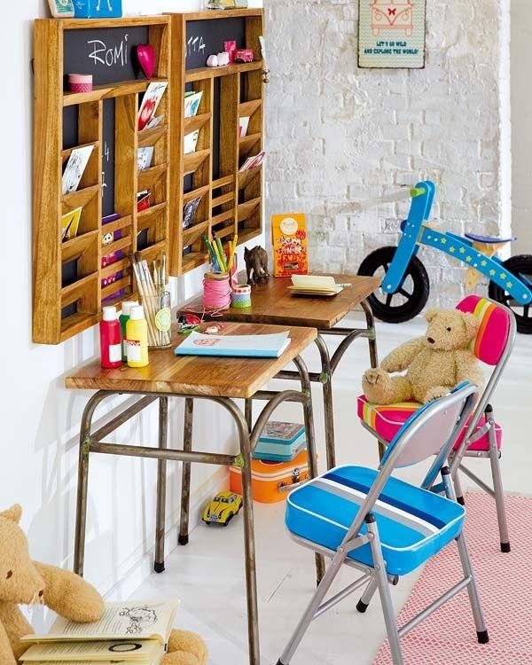 Inspiraci n escritorios infantiles mi casa no es de - Coin casa shop on line ...