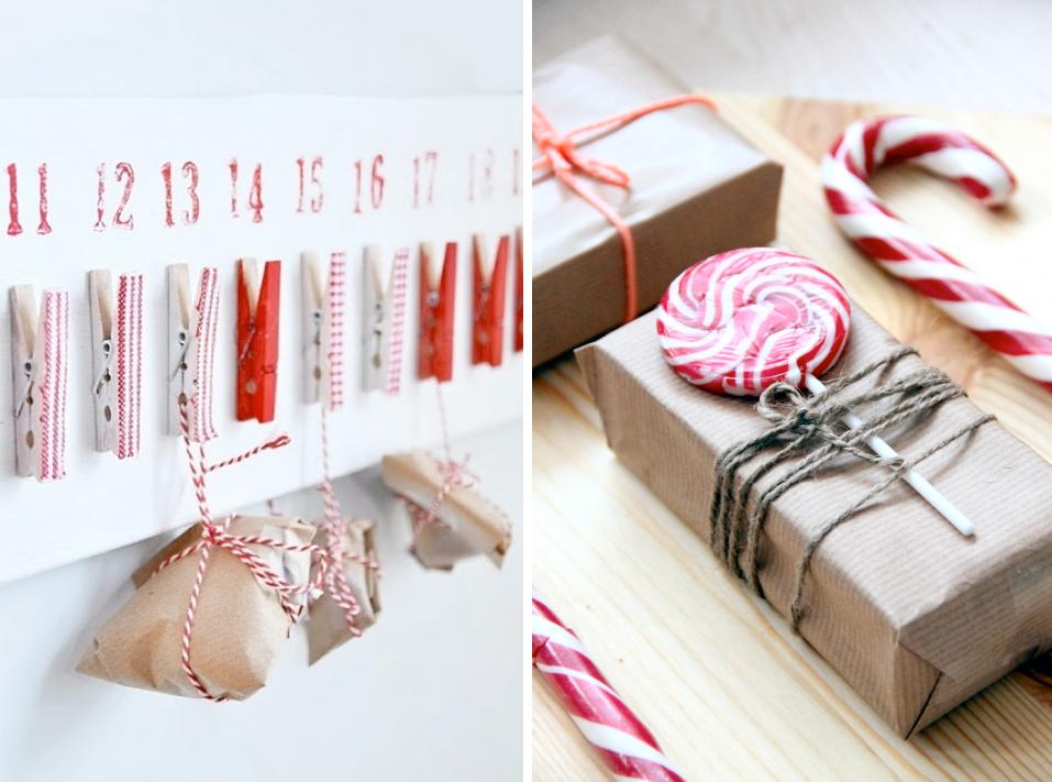 Imagen-regalos colgados y con caramelo