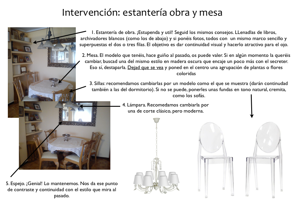 Proyecto S-salón comedor Carabanchel, Madrid 11