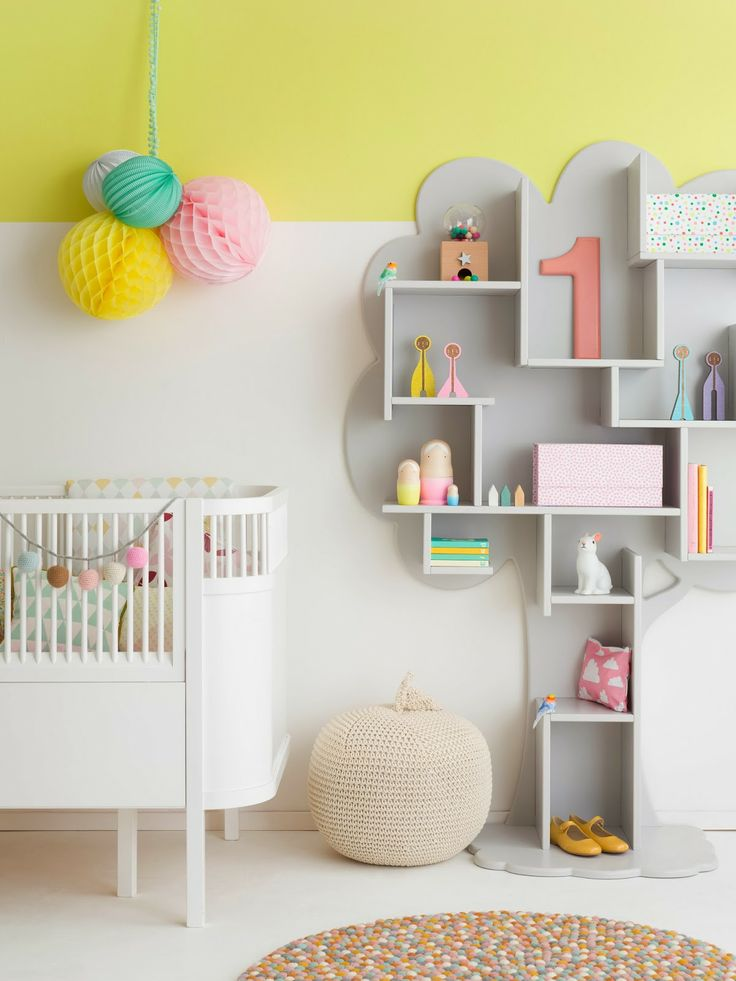 Imagen -decoración cuarto bebes 01