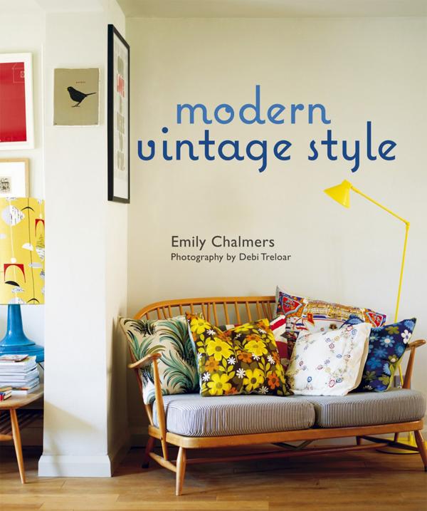 Libros de decoraci n modern vintage style mi casa no - Libros interiorismo ...