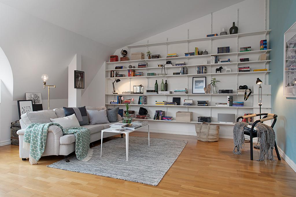 Soluci n modular y low cost para una estanter a mi casa - Estanterias low cost ...