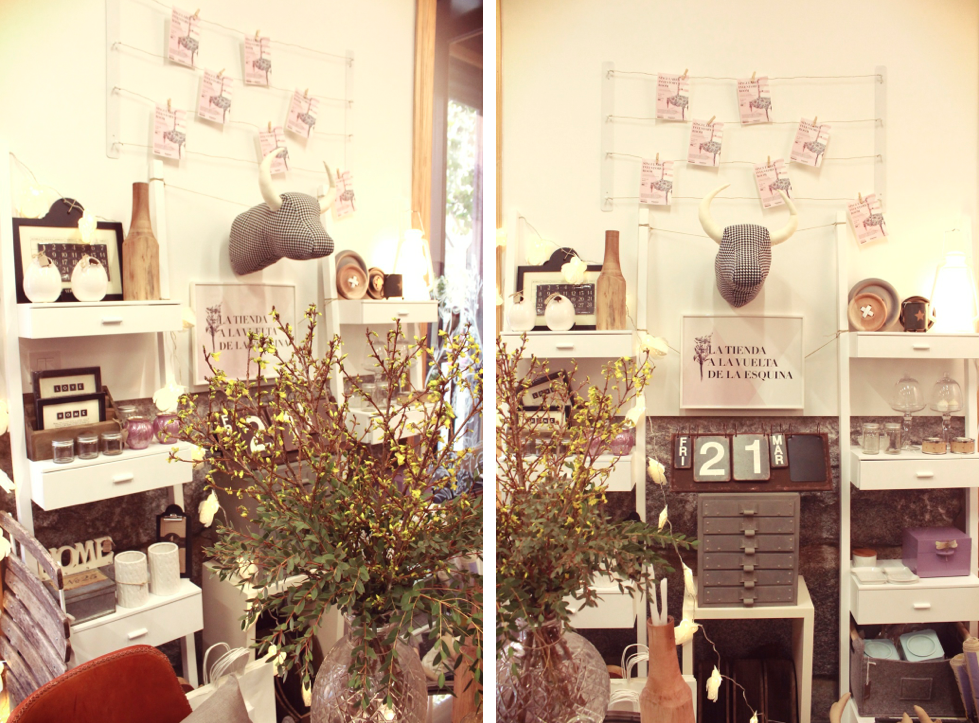Singulares inventory Room-tienda vuelta esquina
