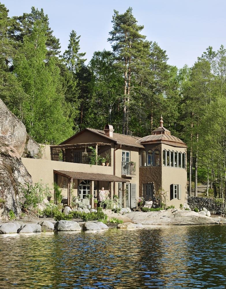 Casa sueca shabby 18