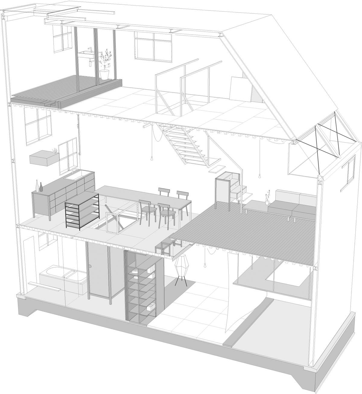 house en itami 18