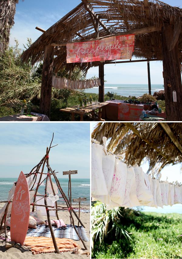 Camping en la palaya de California 09