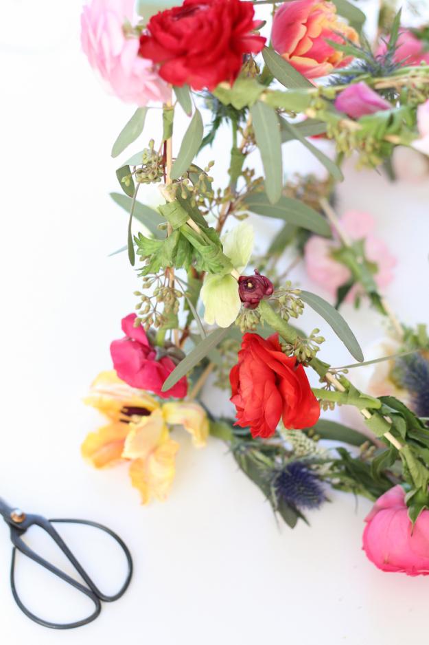 colgante de flores 07