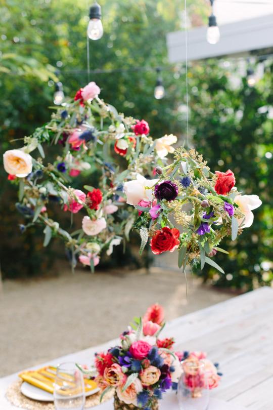 colgante de flores 08