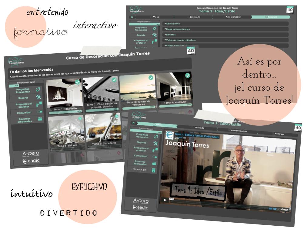 Sorteo una plaza en el curso de decoraci n online del for Programa interiorismo online