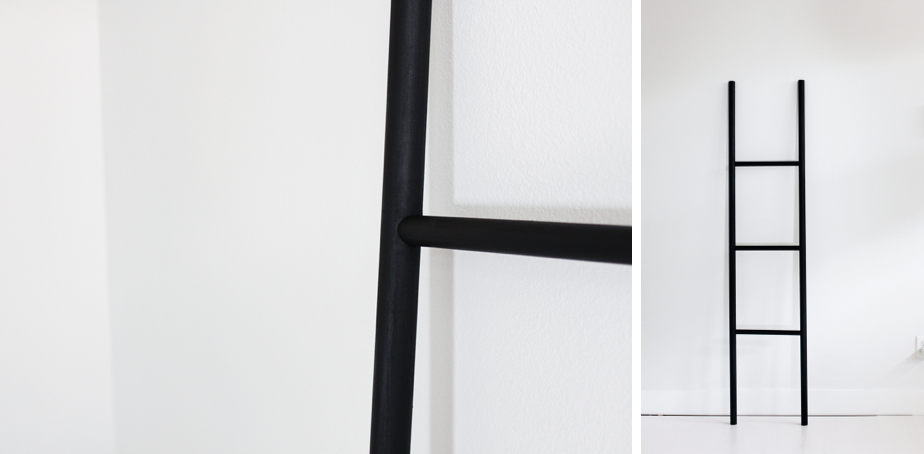 DIY-escalera colgador