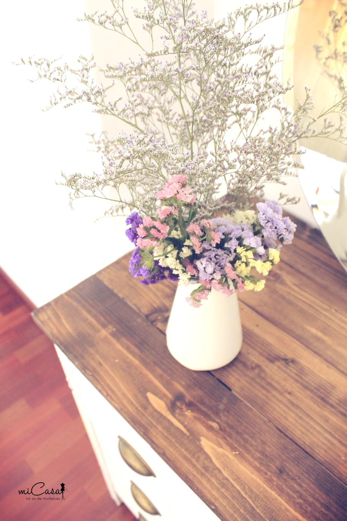 Las flores de mi c moda mi casa no es de mu ecas blog - Mi casa no es de munecas ...
