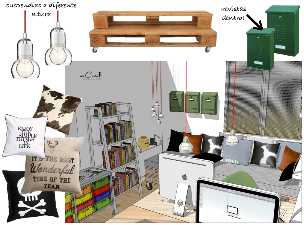 Quedamos en un nuevo proyecto decorativo mi casa no for Mi casa online
