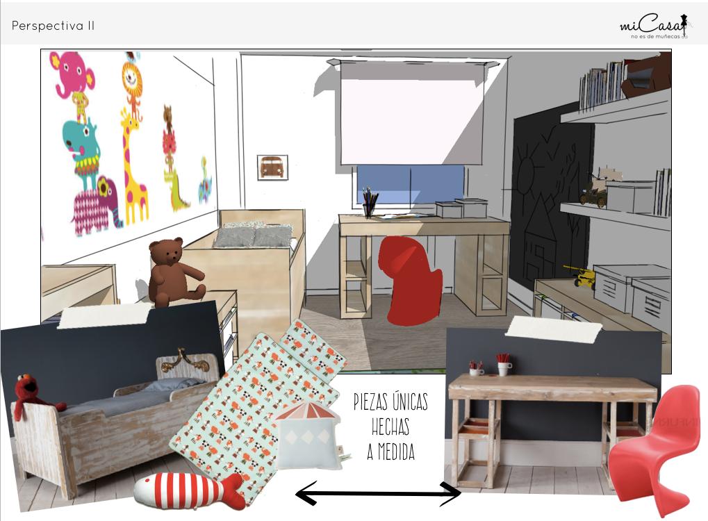 Proyecto asesoria dirmitorio infantil 03