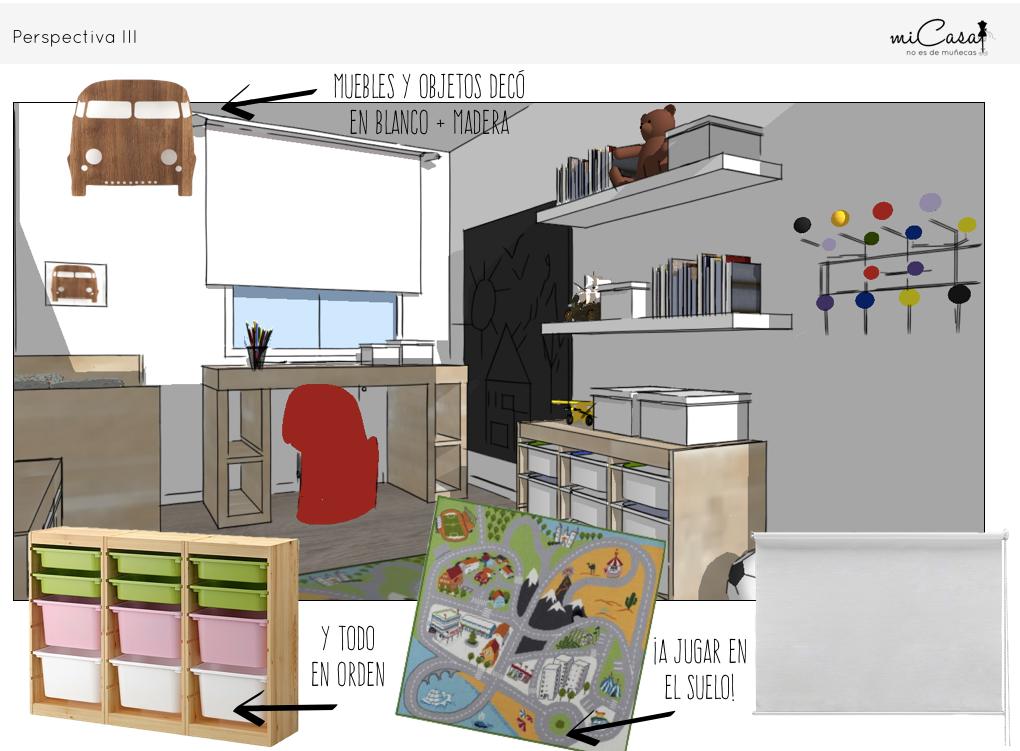 Proyecto asesoria dirmitorio infantil 04