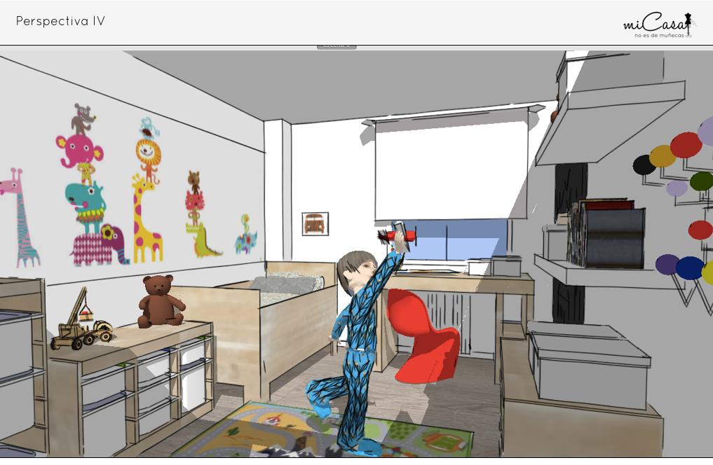 Proyecto asesoria dirmitorio infantil 05