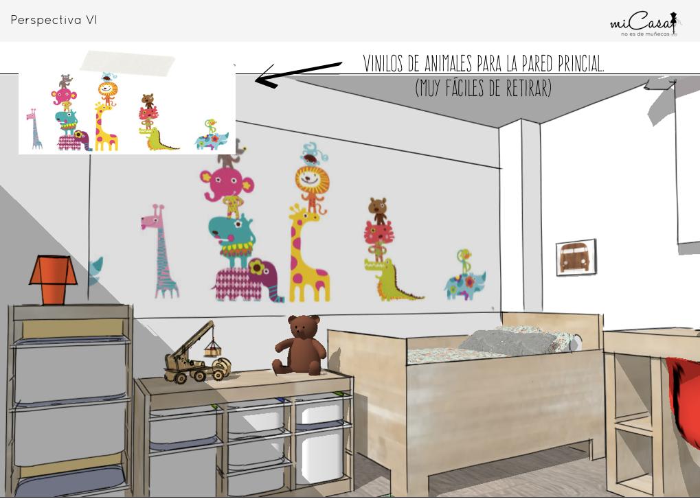 Proyecto asesoria dirmitorio infantil 07
