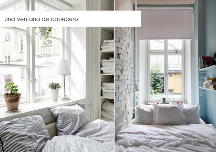 Camas debajo de la ventana s o no mi casa no es de - Cabeceros de cama con fotos ...