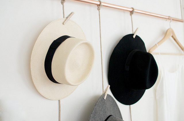 Colgador sombreros 07