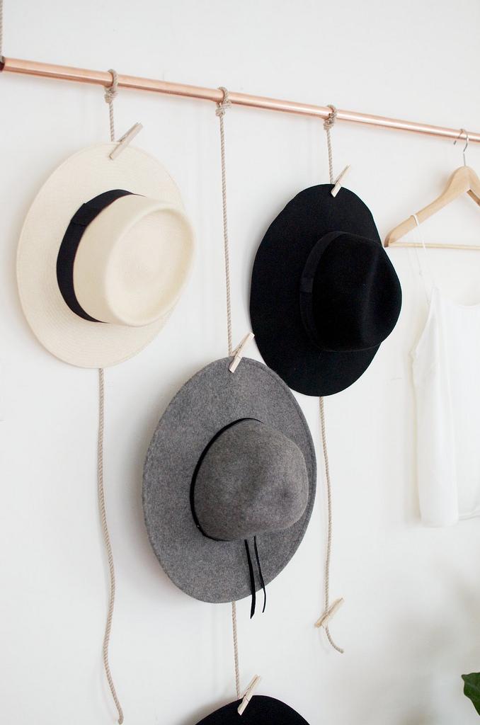 Colgador sombreros 08