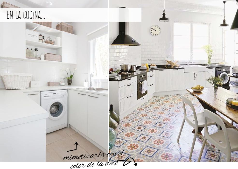 Ideas para integrar la lavadora en la deco de casa 02