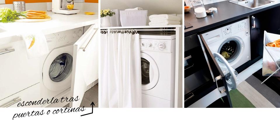 Ideas para integrar la lavadora en la deco de casa 04