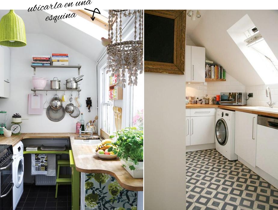 Ideas para integrar la lavadora en la deco de casa 05