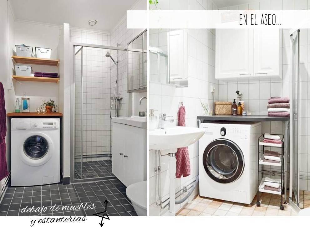 Ideas para integrar la lavadora en la deco de casa 06
