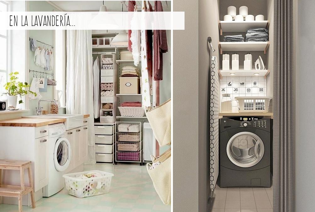 Ideas para integrar la lavadora en la deco de casa 10