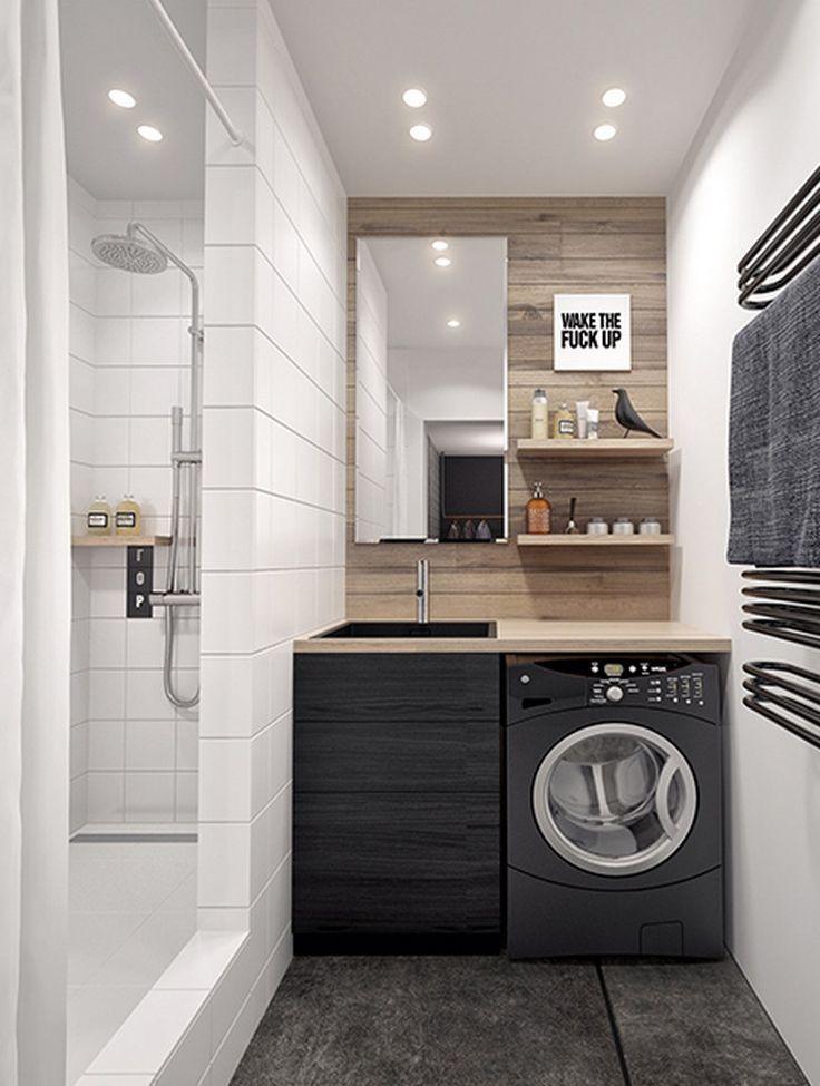 Ideas para integrar la lavadora en la deco de casa 12