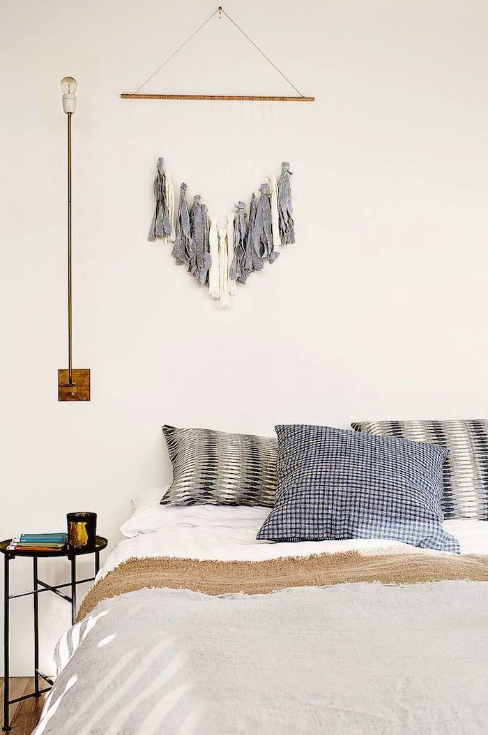 bohemian cama