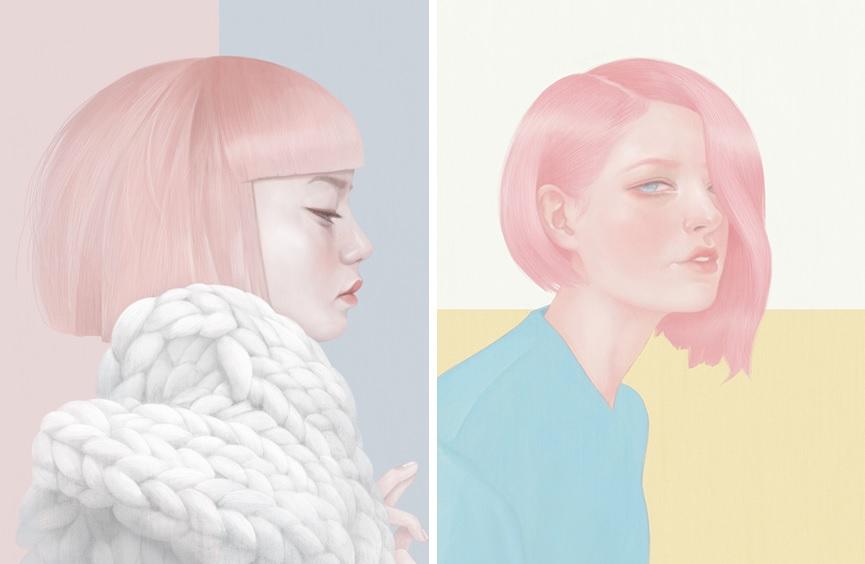 Ilustradora taiwanesas HSIAO-RON-CHENG 03 ok