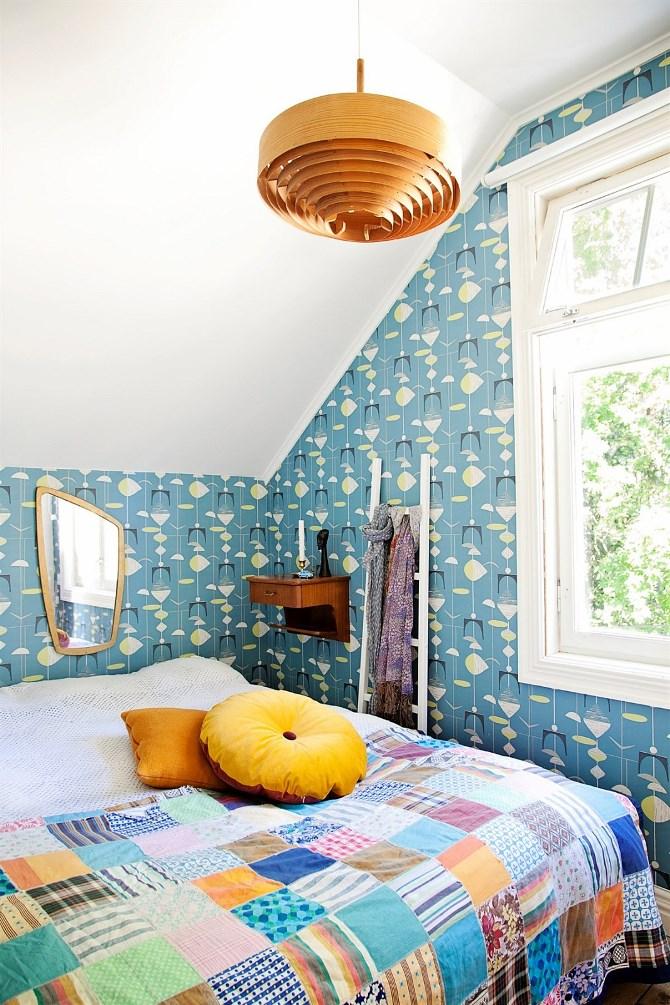 Vivienda en Oslo vintage 11
