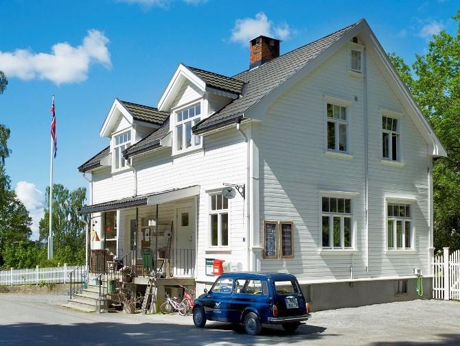 Vivienda en Oslo vintage 14