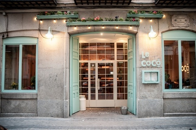 Quedamos en un restaurante - Le Cocó 09