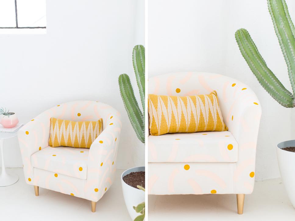 Sillón Ikea DIY 04