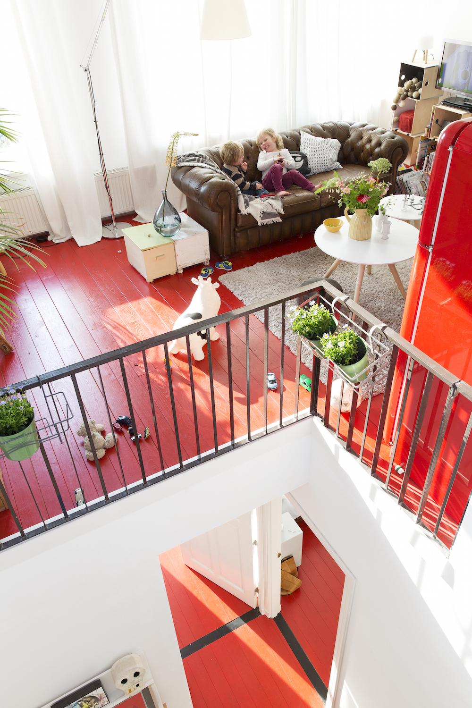 Casa de suelos rojos 05