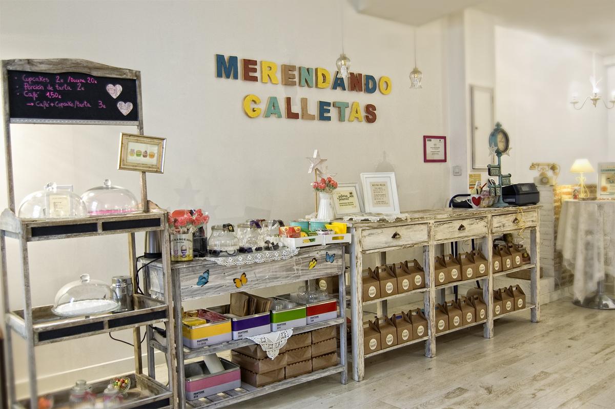 Curso de cupcakes en merendando galletas mi casa no es for Curso decoracion e interiorismo