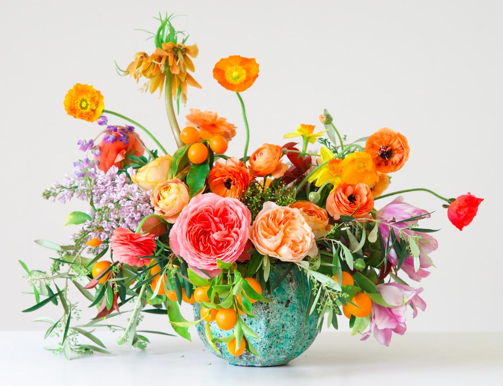 Diseño florarl Tulipina 10