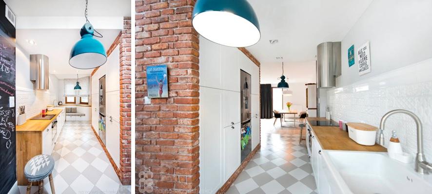 Cocina - Na No Wo Architecture
