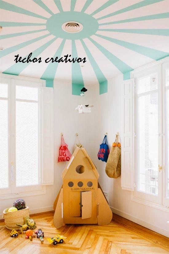 Ideas diferentes habitaciones infantiles 01
