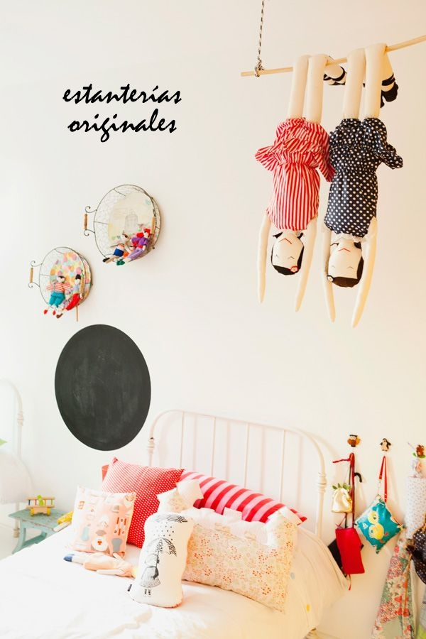 Ideas diferentes habitaciones infantiles 03