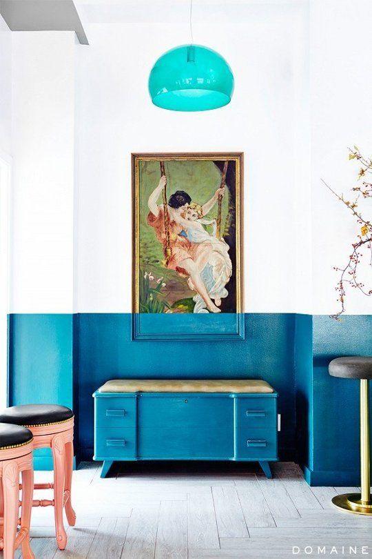 Pintar muebles igual que pared 15