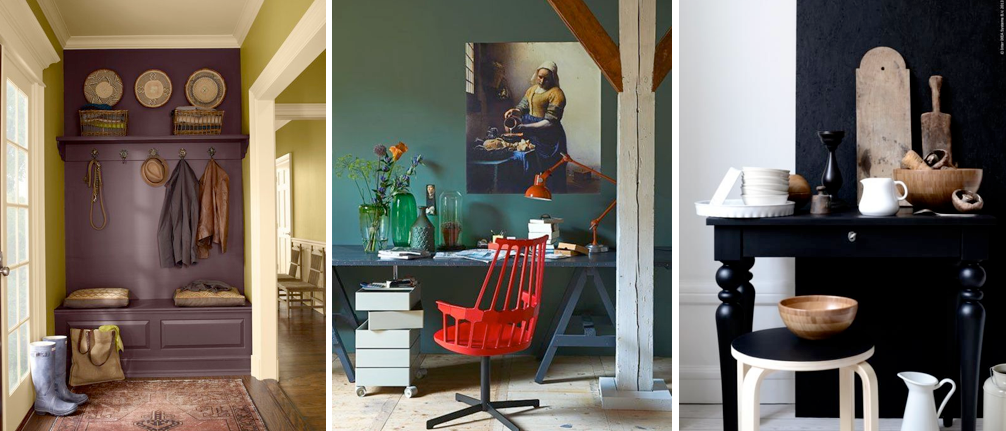 Pintar muebles igual que pared 20