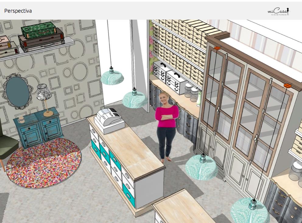 Proyecto de asesor a mercer a taller en murcia mi - Proyectos decoracion online ...