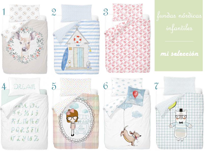 Seleccion de textiles infantiles 01