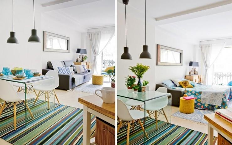 Casa Mini De 30m2 Con Ideas Adaptadas Mi Casa No Es De